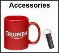 Triumph merchandising and accessories