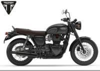Bonneville T120 Black bis AD0138