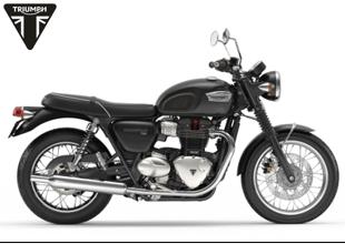 Bonneville T100 LC Black