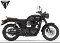 Bonneville T120 Black ab AD0139
