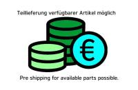 Additional costs for partitially shipments