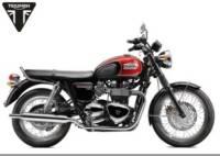 Bonneville T100 EFI & EFI Black