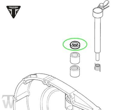 Simmerring, 12X18X4.5 (Details)