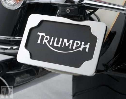 Triumph Chromrahmen 13, 5x7cm*** (Details beachten) - Accessoires