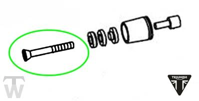 Lenkerendgewicht Schraube (Details)