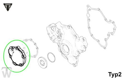 Starterdeckel Typ2 (Details)