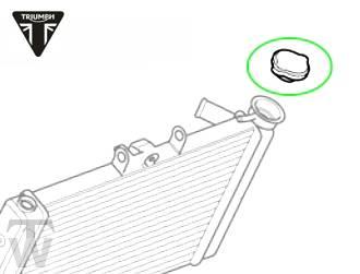 Kühlerdeckel (Details)