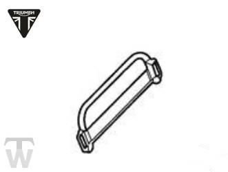 Batteriehaltegummi mit Lasche (175mm)