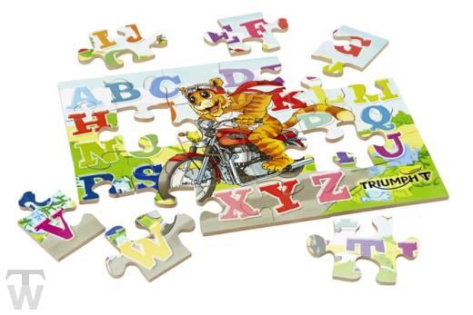 Triumph Puzzle Tigermotiv* - Kids