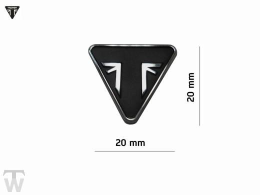 Triumph Triumph Symbol Metall (20x20) - Accessoires