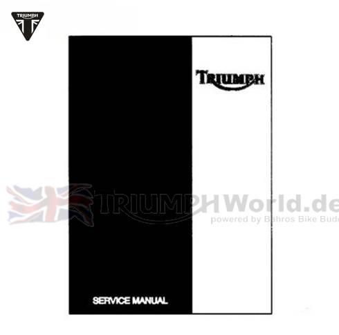 triumph tiger service manual tiger 1050 & setiger 1050 & se ...