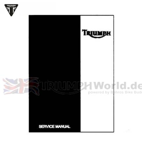 Triumph Street Triple 675 Service Manual Street R From