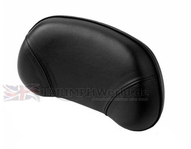 triumph bonneville lc pad, sissy bar type2 black bonneville