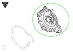 Lichtmaschinendeckel Speed Triple 1050 bis FIN333178