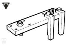 Ventileinstellwerkzeug Sprint 900 Vergaser Versionen