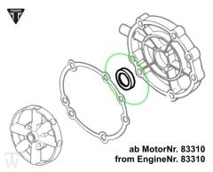 Simmerring Zentrifuge Typ II (Simmerring einzeln) (Details)