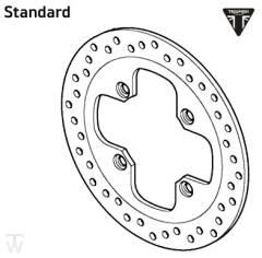 Bremsscheibe Sprint RS 955 ab FIN139277