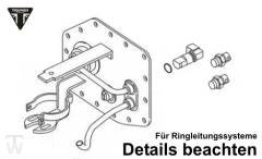 Benzinpumpenplatte (Ringsys.) Speed Triple 955i ab FIN141872