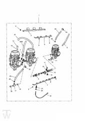 Vergaser 3Zylinder - Trophy bis Fin29155