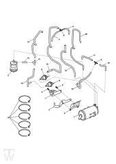 Aktivkohlefilter CA ab FIN254757 - America Vergaser