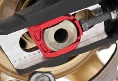 CNC Kettenversteller rot Daytona 675 ab FIN564948