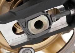 CNC Kettenversteller schwarz Daytona 675 ab FIN564948