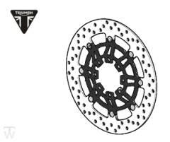 Bremsscheibe Daytona 675 bis FIN381274