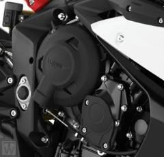 Motordeckel Protektoren Kit Daytona 675 ab FIN564948
