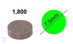 Ventilshim, 1.800 MM