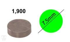 Ventilshim, 1.900 MM