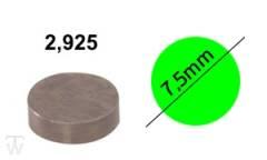 Ventilshim, 2.925 MM