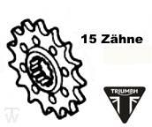 Ritzel 15 Zähne 525
