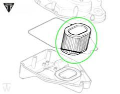 Luftfilter (Details)