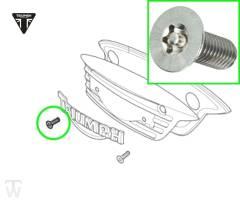 Tanklogoschraube Torx-Pin (Panhead) Scrambler Vergaser