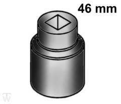 46mm Nuss, 1/2 Zoll Speed Triple T509 bis FIN141871
