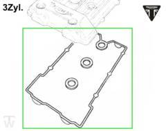Ventildeckeldichtung 3 Zylinder (Details)