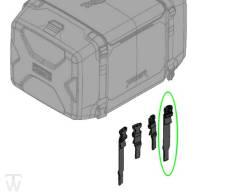 Hecktaschenhalter Stecker lang Tiger XCA bis FIN855531