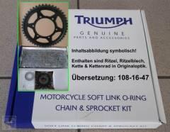 Kettensatz 530-108-18-43 Speed Triple S ab FIN735438