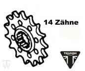 Ritzel 14 Zähne 525