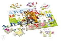 Triumph Puzzle Tigermotiv - Accessoires